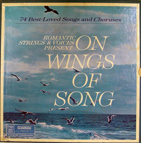 On Wings Of Song Vinyl 12""