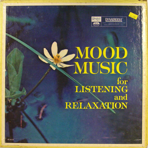 """Mood Music For Listening And Relaxation Vinyl 12"""""""