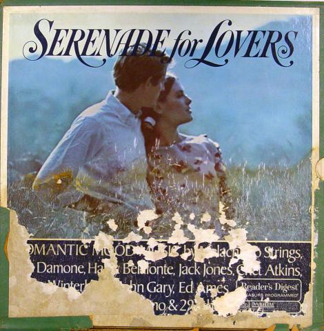 """Serenade For Lovers Vinyl 12"""""""