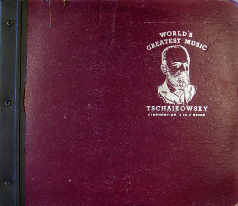 """Peter Ilyitch Tschaikowsky Vinyl 12"""""""