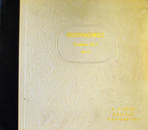 """Szostakowicz Vinyl 12"""""""