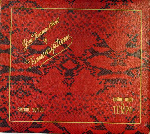 "Your Treasure Chest Of Transcriptions: Second Series Vinyl 12"""