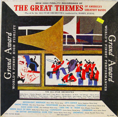 The Great Themes Of America's Greatest Bands Vinyl 12""
