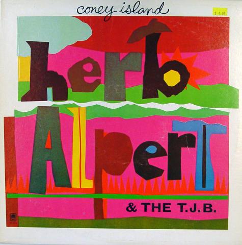 "Herb Alpert & The T.J.B. Vinyl 12"""