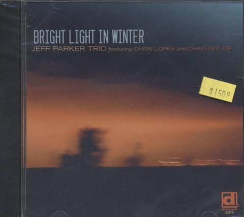 Jeff Parker Trio CD