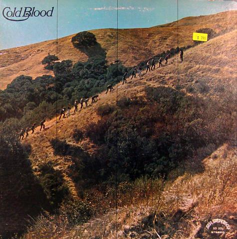 "Cold Blood Vinyl 12"""