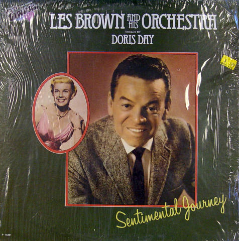Les Brown / Doris Day Vinyl 12""