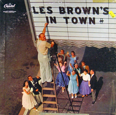 """Les Brown and His Band of Renown Vinyl 12"""""""
