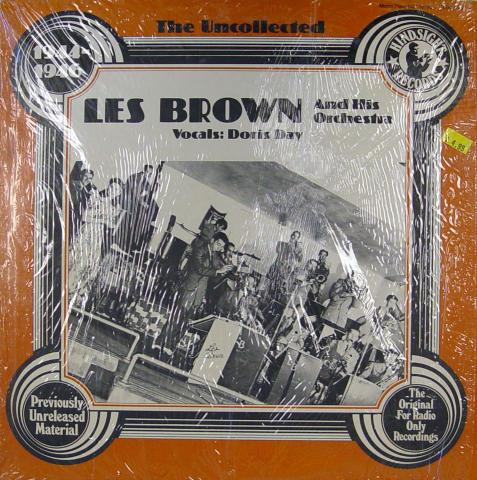 Les Brown And His Orchestra Vinyl 12""