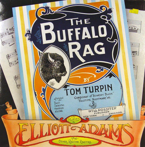 "Elliot Adams Vinyl 12"""