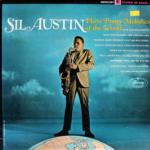 """Sil Austin Vinyl 12"""""""