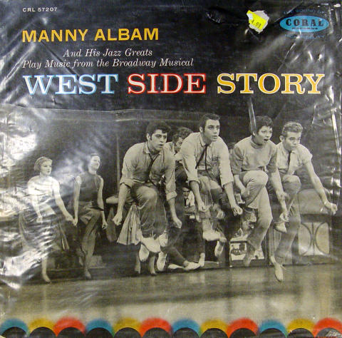 """Manny Albam And His Jazz Greats Vinyl 12"""""""