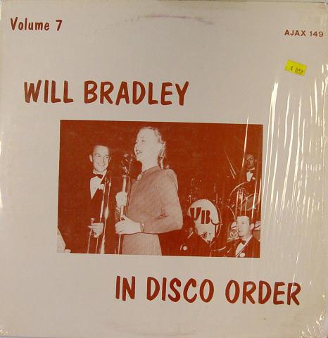 "Will Bradley Vinyl 12"""
