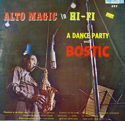 """Earl Bostic Vinyl 12"""""""