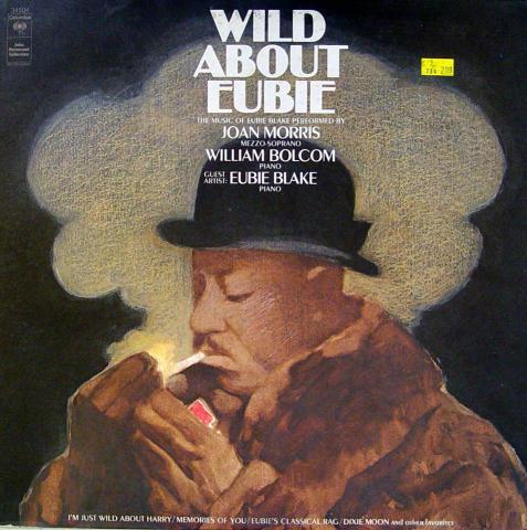 """Wild About Eubie Vinyl 12"""""""