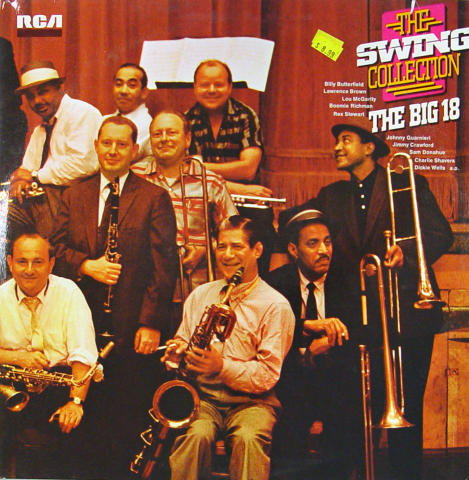 """The Swing Collection Vinyl 12"""""""
