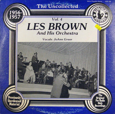 """Les Brown And His Orchestra Vinyl 12"""""""