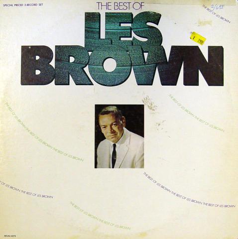 """Les Brown Vinyl 12"""""""