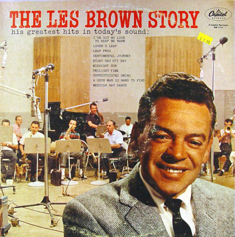 Les Brown Vinyl 12""