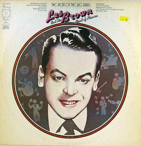 Les Brown and His Band of Renown Vinyl 12""