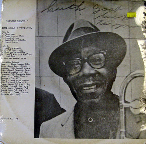 """Jimmy Archey Vinyl 12"""""""
