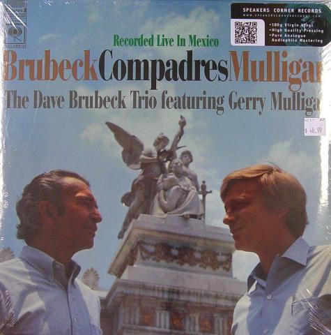 "The Dave Brubeck Trio Vinyl 12"""