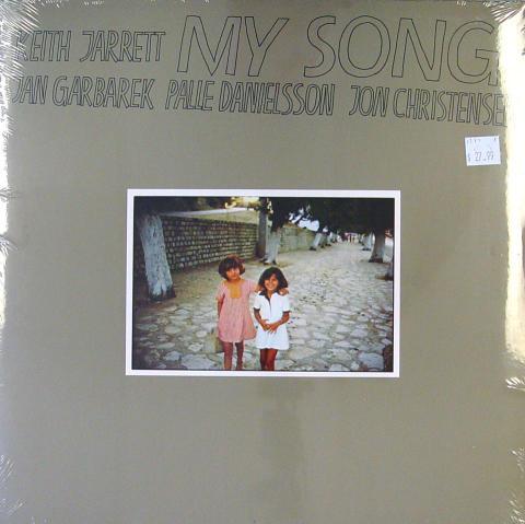 "My Song Vinyl 12"""