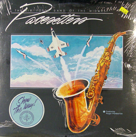 """The Air Force Band Of The Midwest Vinyl 12"""""""