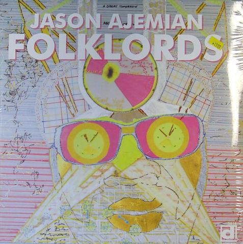 "Jason Ajemian Vinyl 12"""
