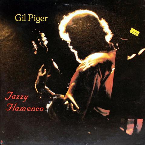 "Gil Piger Vinyl 12"""