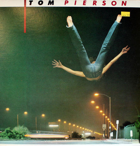 "Tom Pierson Vinyl 12"""