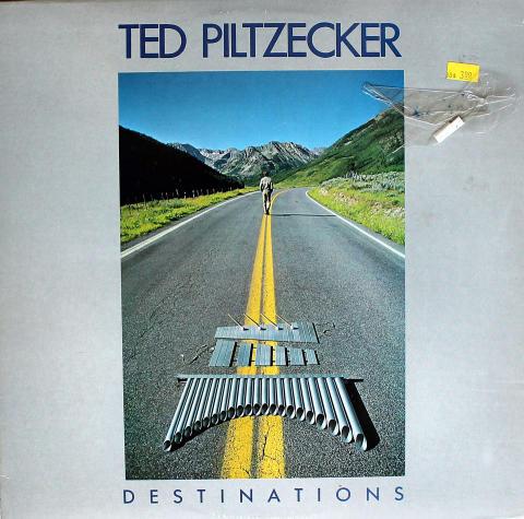 """Ted Piltzecker Vinyl 12"""""""