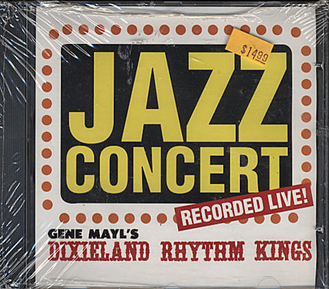 Gene Mayl's Dixieland Rhythm Kings CD