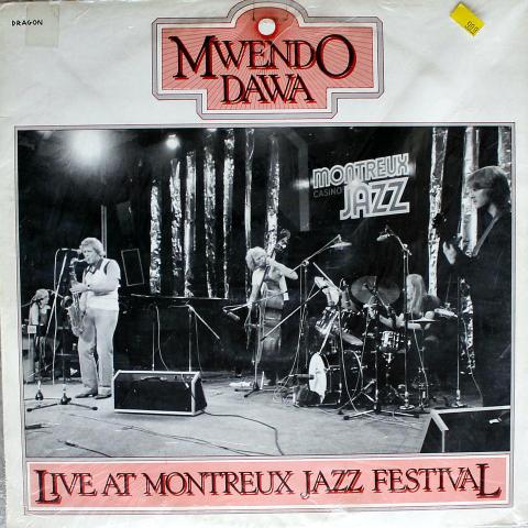 """Mwendo Dawa Vinyl 12"""""""