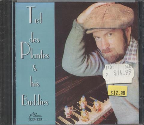 Ted Des Plantes CD