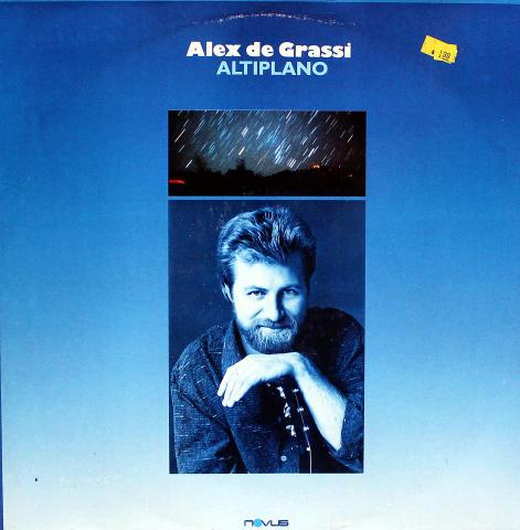 """Alex De Grassi Vinyl 12"""""""