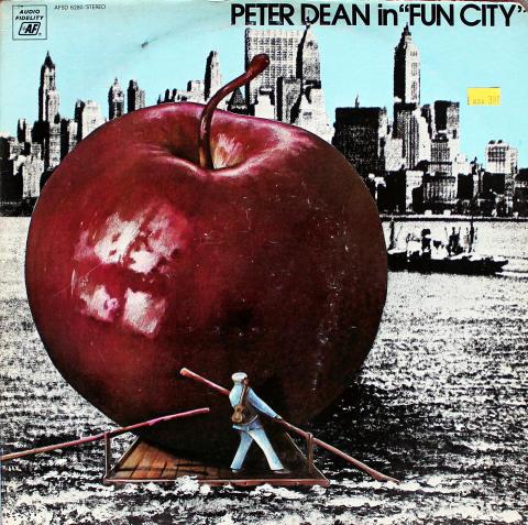 "Peter Dean Vinyl 12"""