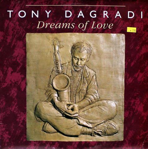 """Tony Dacradi Vinyl 12"""""""
