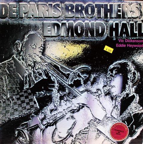 "De Paris Brothers / Edmond Hall Vinyl 12"" (Used)"