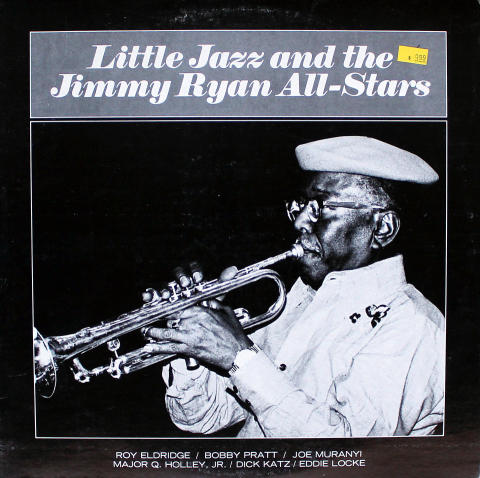 "Jimmy Ryan All-Stars Vinyl 12"""