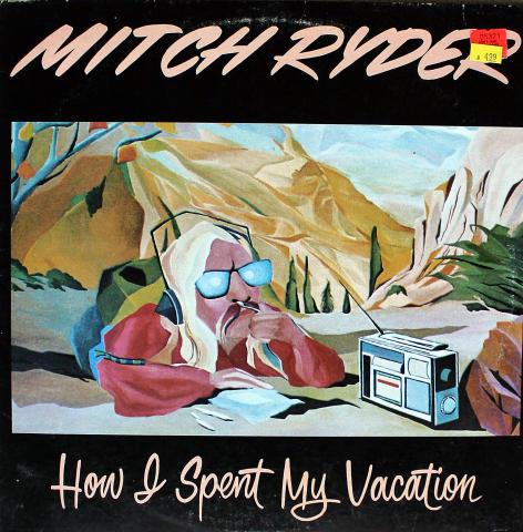 """Mitch Ryder Vinyl 12"""""""
