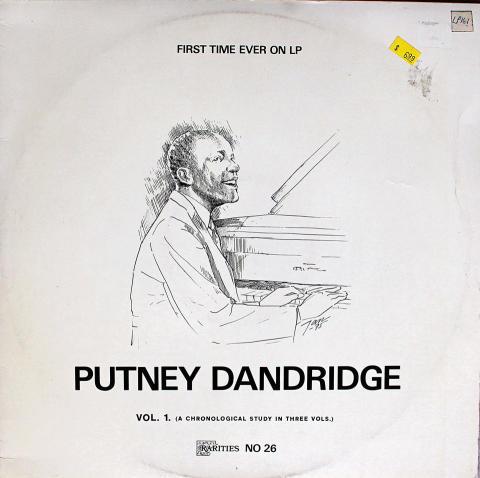 "Putney Dandridge Vinyl 12"""