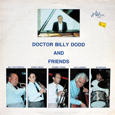 Doctor Billy Dodd And Friends Vinyl 12""