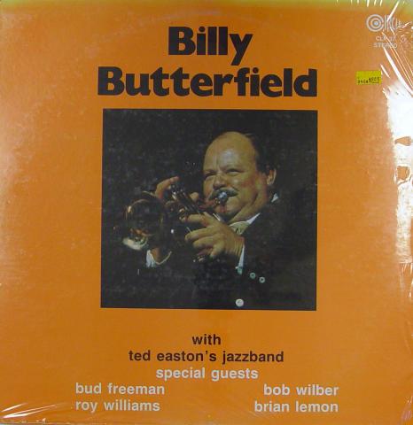 "Billy Butterfield Vinyl 12"""