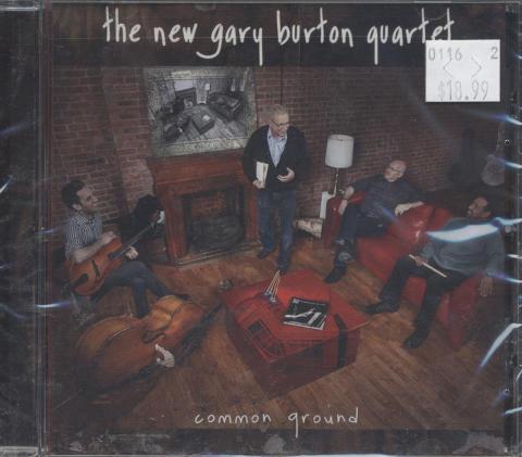 The New Gary Burton Quartet CD