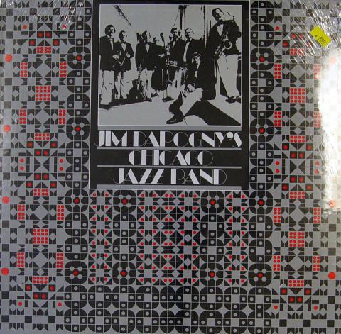 "Jim Dapogny's Chicago Jazz Band Vinyl 12"""