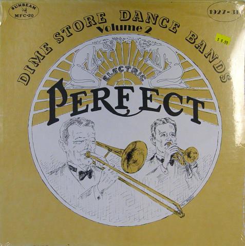 """Dime Store Dance Bands Vinyl 12"""""""