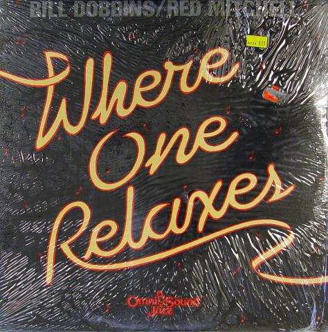 "Bill Dobbins / Red Mitchell Vinyl 12"""