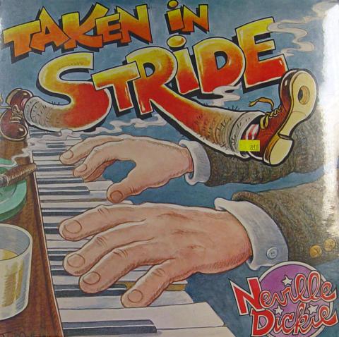 "Neville Dickie Vinyl 12"""