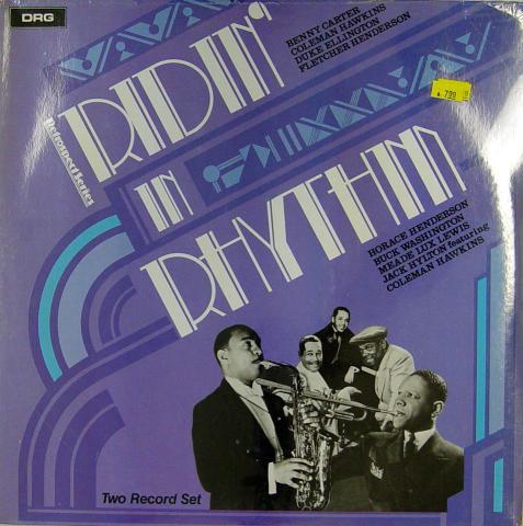 "Ridin' In Rhythm Vinyl 12"""